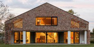fasado apdaila - klinkerio plytelės